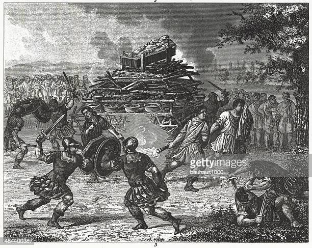 Gladiator Funeral