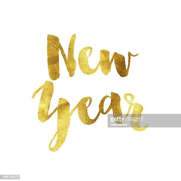60点のmerry Christmas And Happy New Year Wordsのイラスト素材