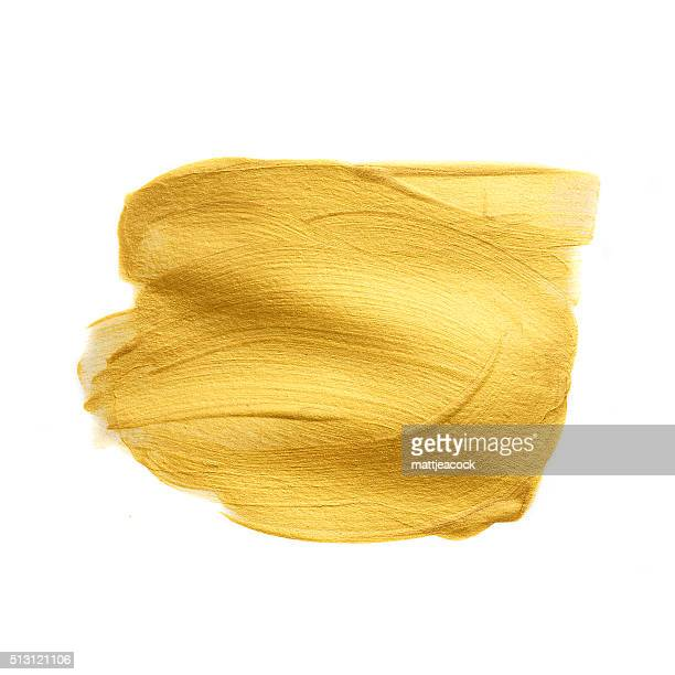 gold painted background - gold metal stock illustrations