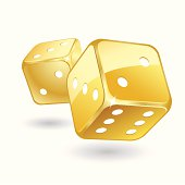Golden dices