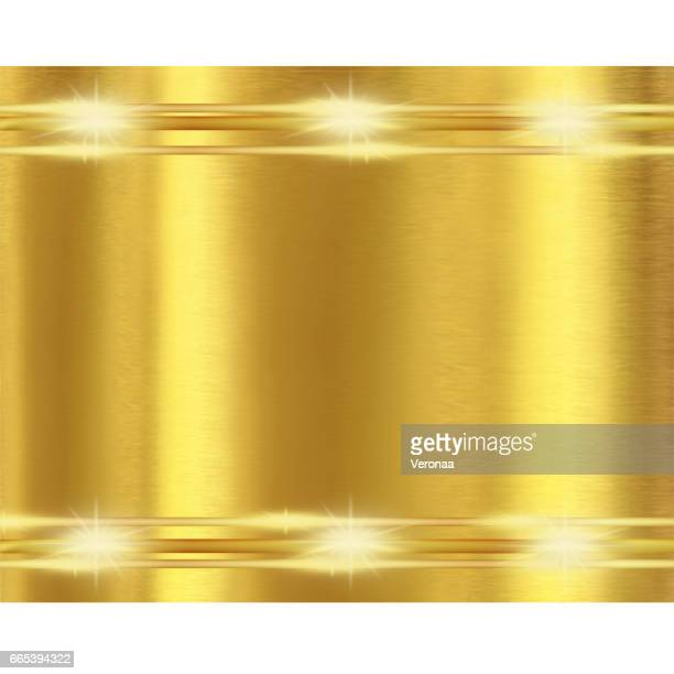golden shiny background - abstract illustration - filigree stock illustrations