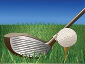 Golf - Illustration