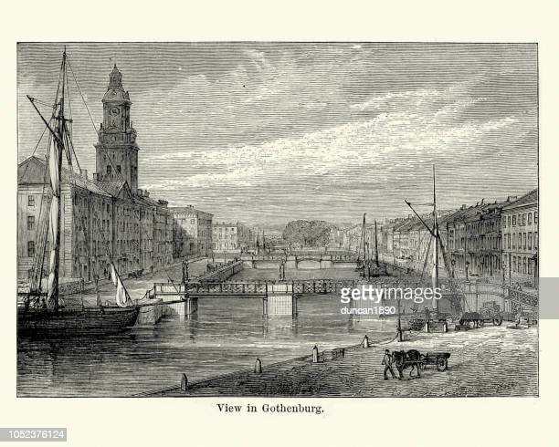 Gothenburg, Sweden, 19th Century