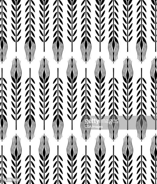 grain pattern - natural pattern stock illustrations