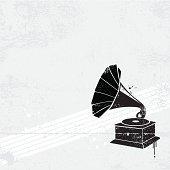 Gramophone graffiti