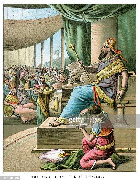 Grand Feast of King Ahasuerus