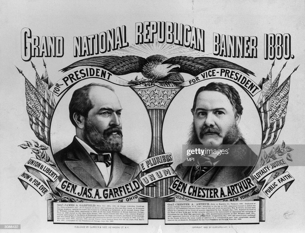Republican Banner : News Photo