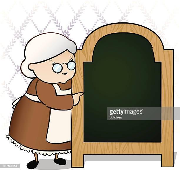 Granny's Bistro Board