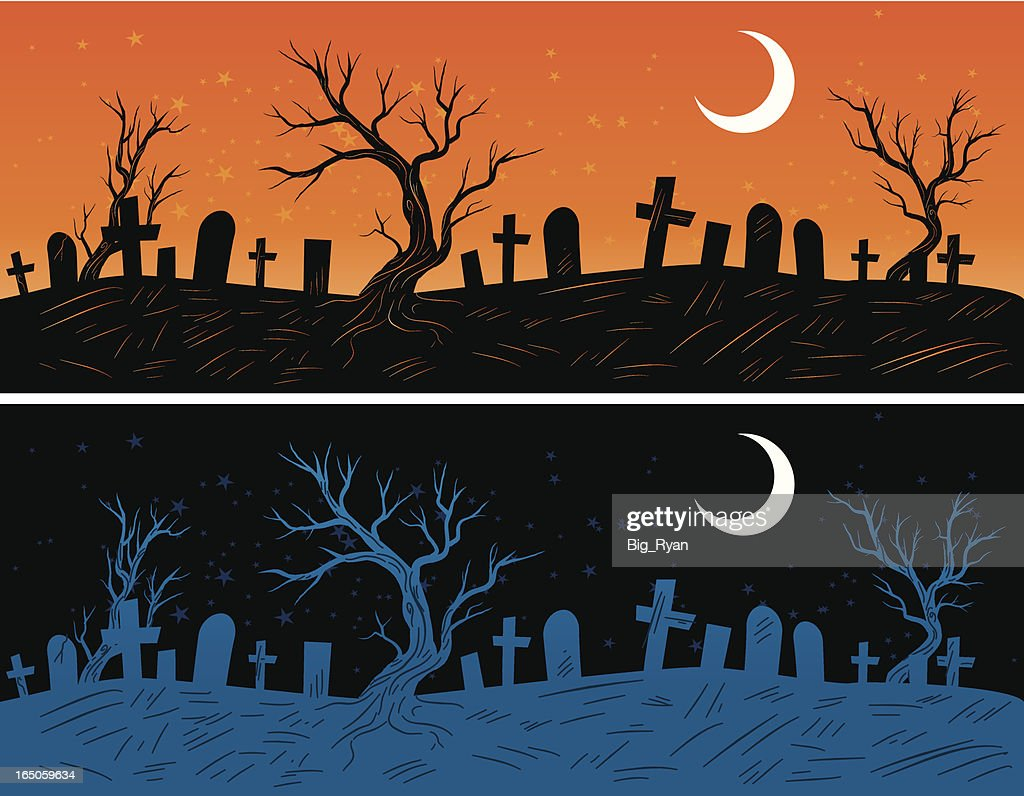 grave yards
