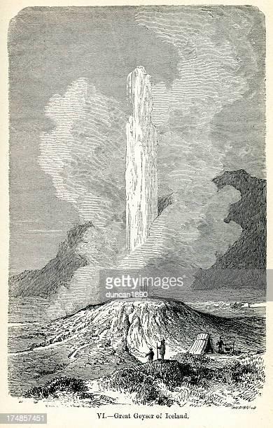 Great Geyser of Iceland