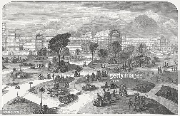 58 Hyde Park High Res Illustrations Getty Images