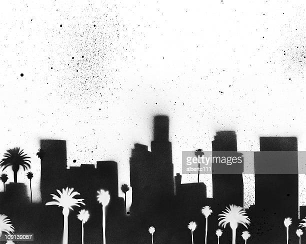 Great Los Angeles Stencilscape