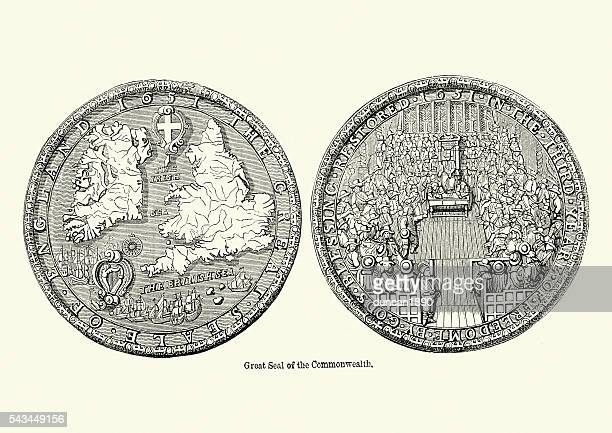Great Seal of the Commonwealth of England