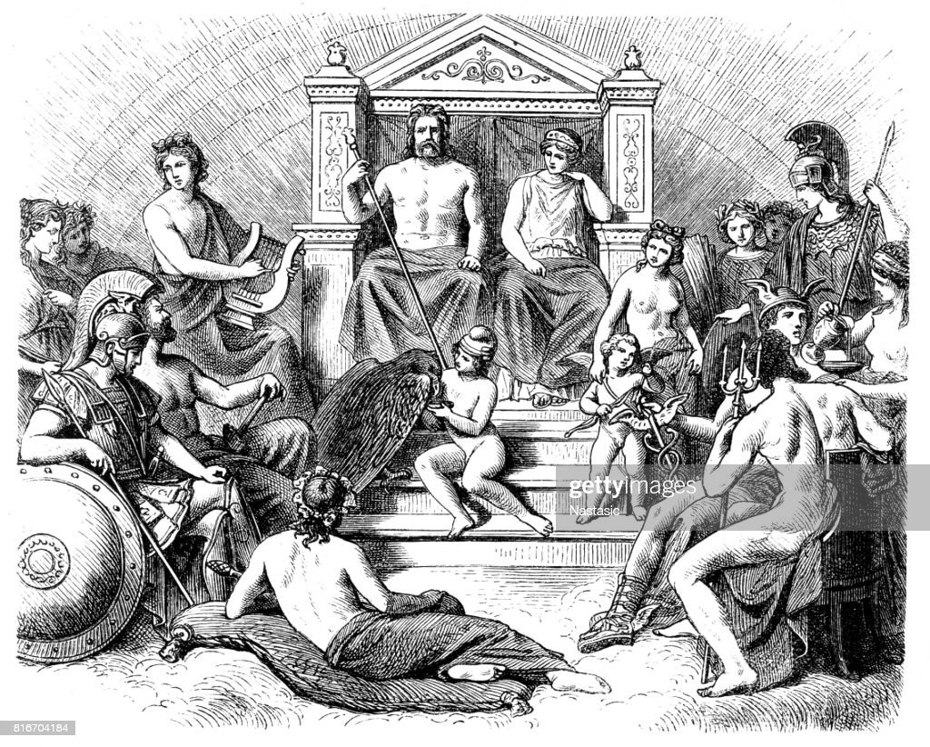 Gods Of Olymp