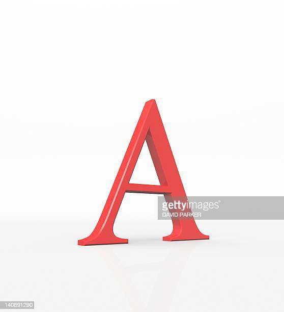 greek letter alpha, upper case - capital letter stock illustrations
