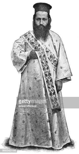 Orthodox Patriarch High-Res Vector Graphic - Getty Images