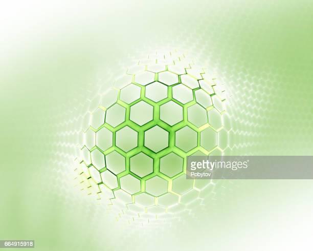 ilustrações, clipart, desenhos animados e ícones de fundo de tecnologia abstrato verde - pastry lattice