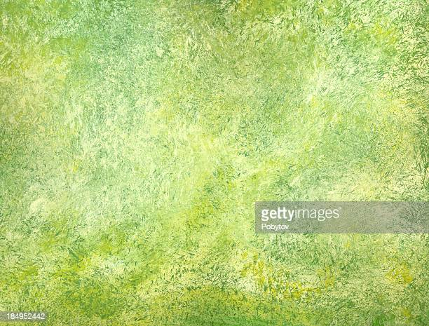 green painted background - grass stock illustrations, clip art, cartoons, & icons