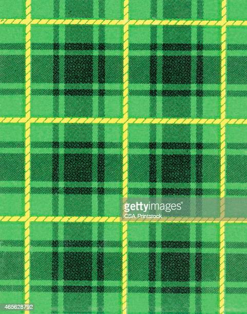 green plaid - scotch whiskey stock illustrations, clip art, cartoons, & icons