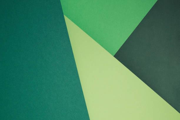 green set of paper as an abstract background - 彩色影像 幅插畫檔、美工圖案、卡通及圖標