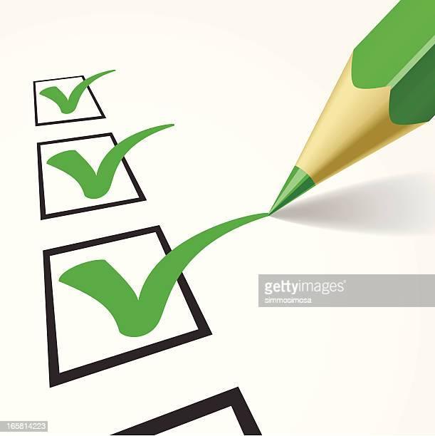 Green tick survey