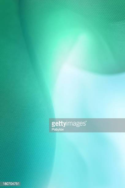 Green-Blue Abstract Background