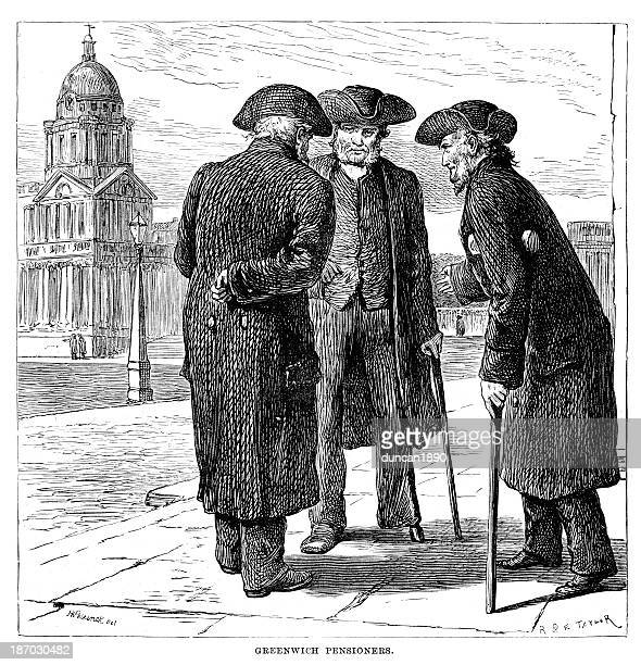Greenwich los pensionistas