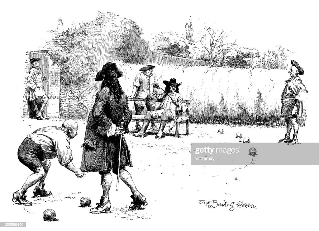 lawn bowling stock illustrations and cartoons getty images