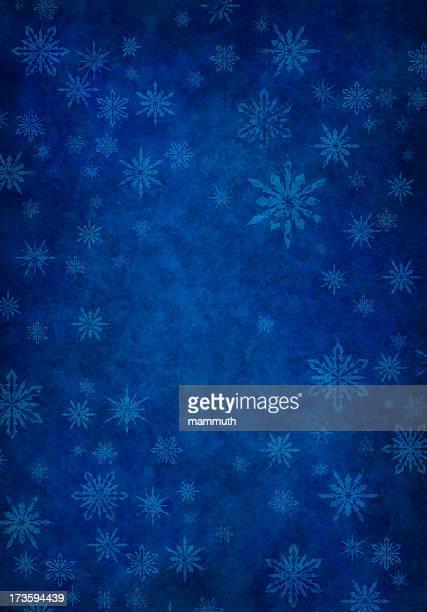 grunge blue snowy background - dark blue background texture stock illustrations