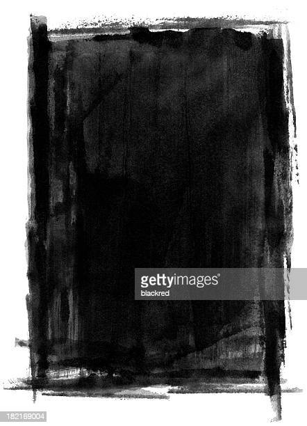 grungy painted background - at the edge of stock illustrations