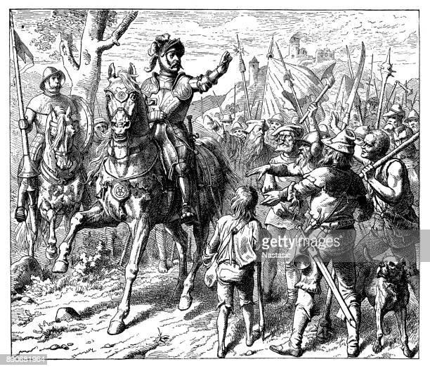 Götz von Berlichingen as hero of the peasant wars