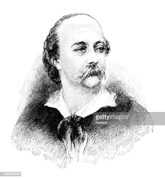 Gustave Flaubert ( 12 December 1821 – 8 May 1880) was a French novelist