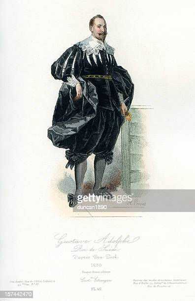 Gustavus Adolphus King of Sweden