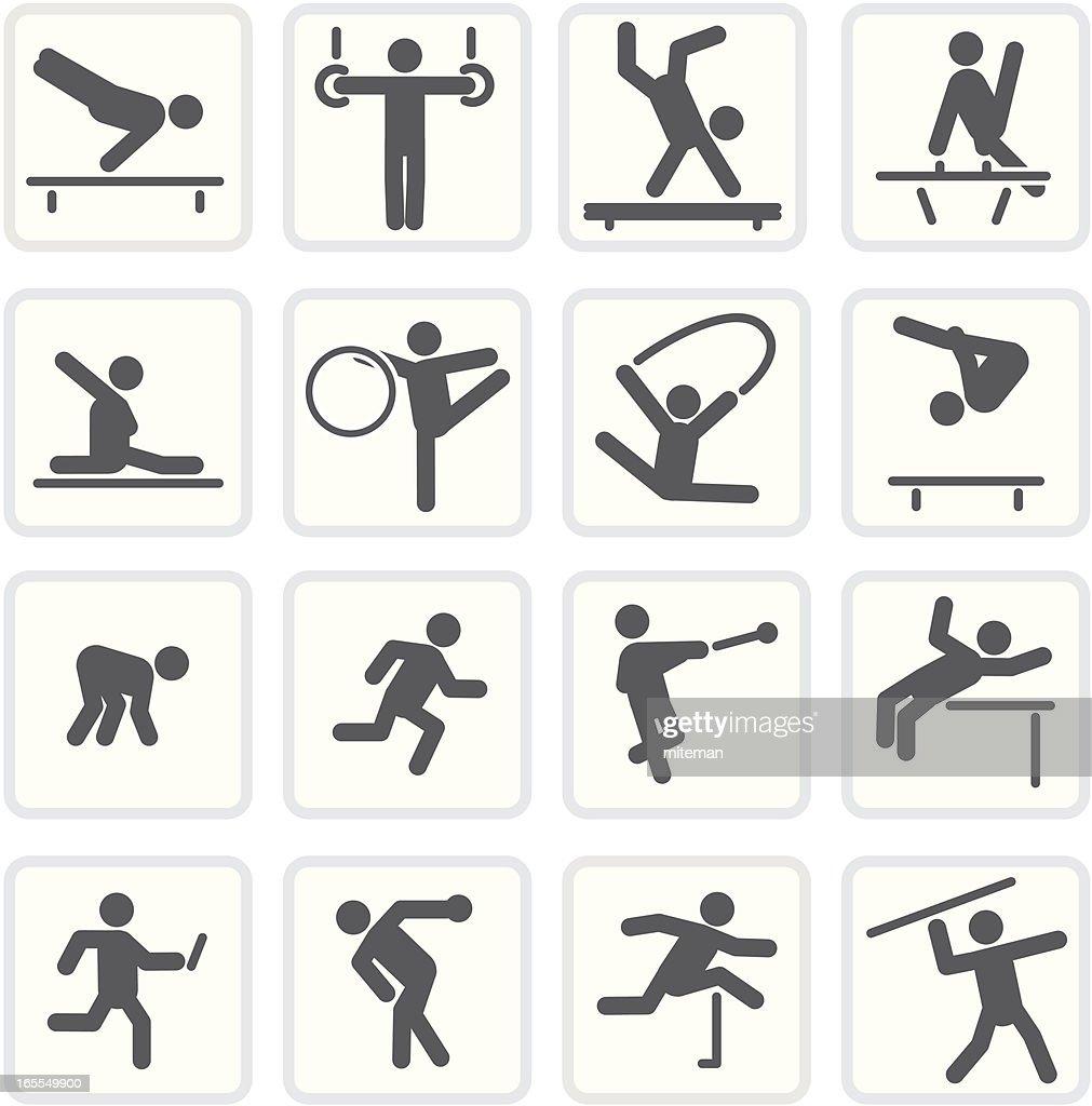 Gymnastics & Athletics | Raw Collection