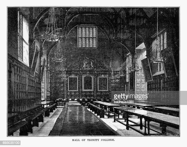 Victorian Foyer University : Tudor stock illustrations and cartoons getty images