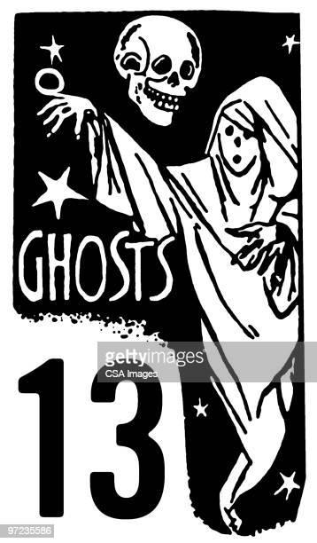 halloween - bad luck stock illustrations, clip art, cartoons, & icons