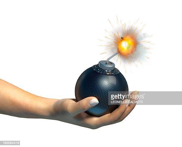 184点の時限爆弾イラスト素材 - Getty Images