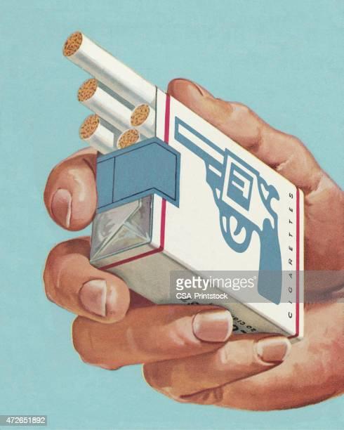 ハンド保持タバコ