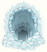 Hazardous Ice Cave
