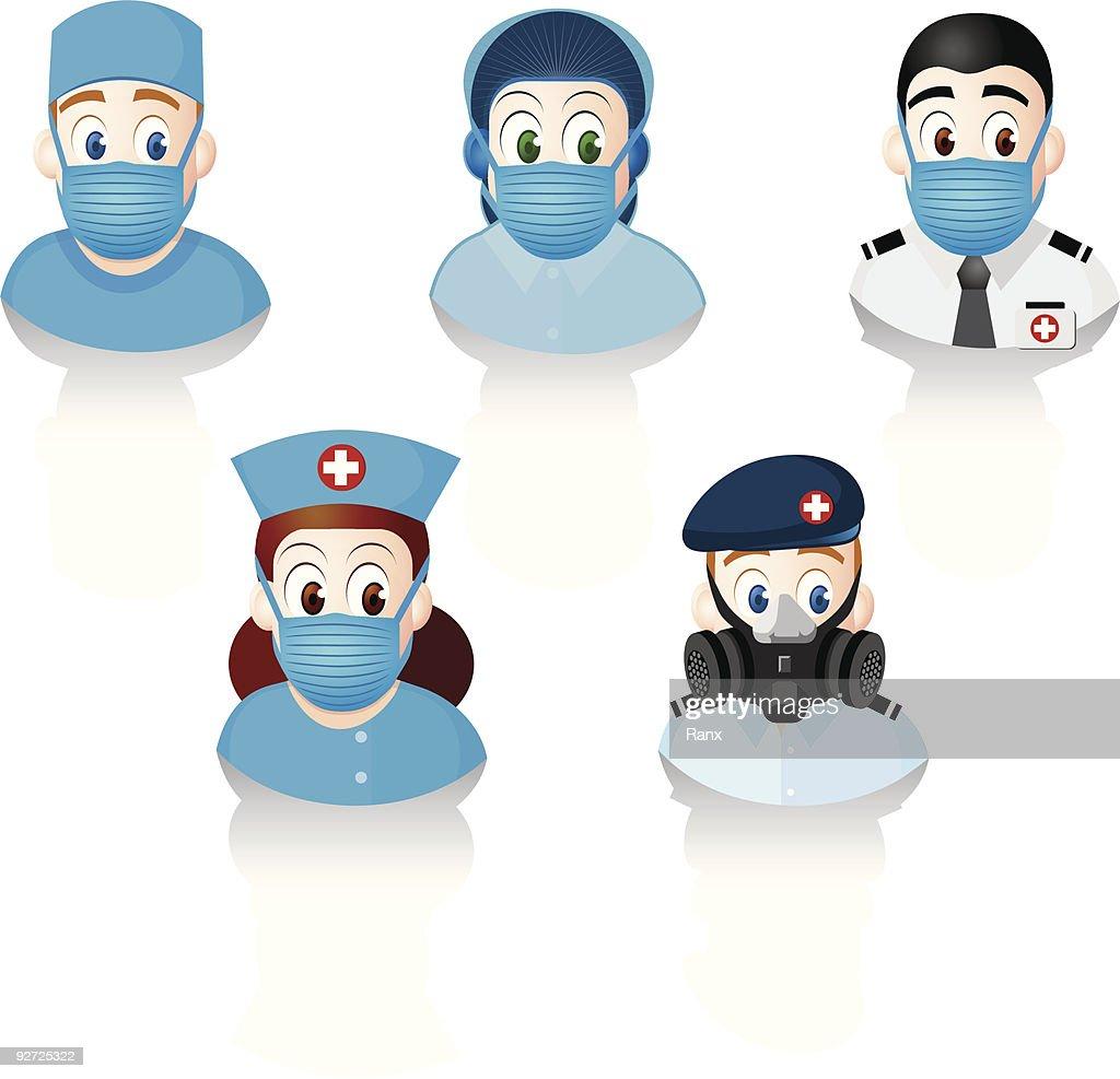 Health Care Professionals / Flu Fighter