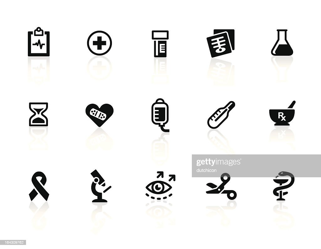 Healthcare and Medicine icons 2