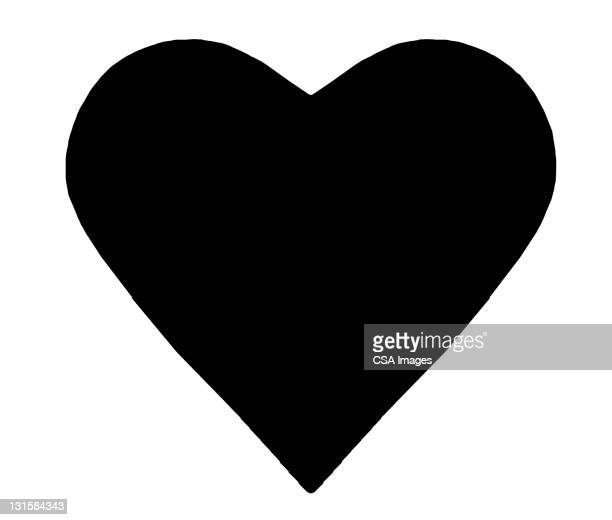 heart - heart shape stock illustrations