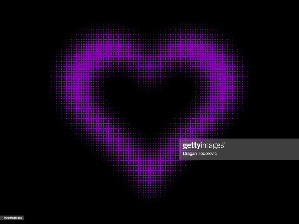 Heartbeat : stock illustration