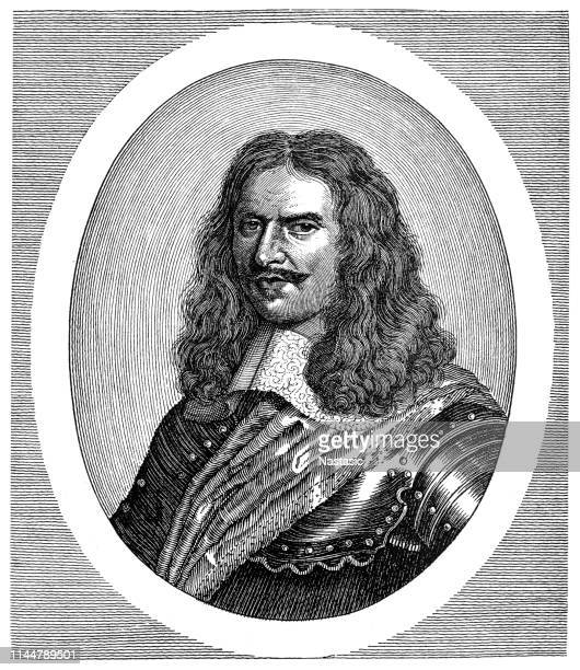 Henri de La Tour d'Auvergne, vicomte de Turenne (11 September 1611 – 27 July 1675), often called simply Turenne, was a French Marshal General and the most illustrious member of the La Tour d'Auvergne family