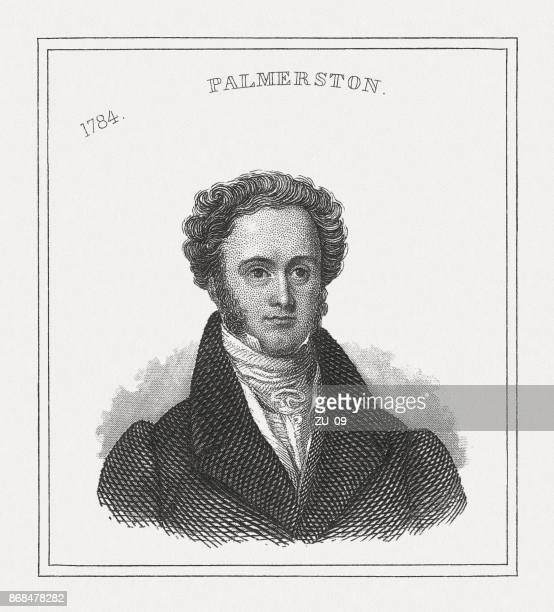 Henry John Temple, 3rd Viscount Palmerston (1784-1865), British prime minister