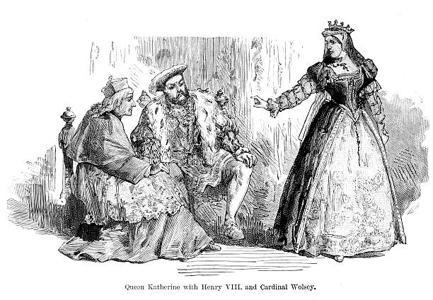 henry viii and his marriage to catherine of aragon in 1529 essay Henry desperately wanted a son and argued that his marriage to catherine of aragon, with whom he had a daughter, was not lawful he asked wolsey to use his influence in rome to get a papal annulment of henry's marriage so that he could remarry.
