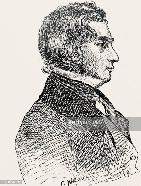 Henry Wadsworth Longfellow, american writer, 1807-1882