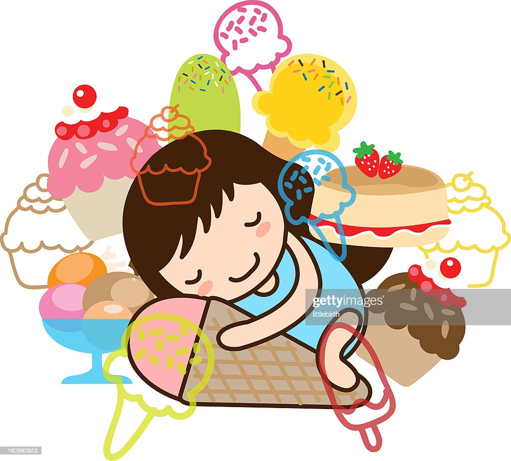 hibernate : stock illustration