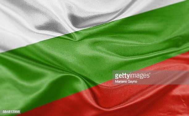 high resolution digital render of bulgaria flag - ブルガリア点のイラスト素材/クリップアート素材/マンガ素材/アイコン素材
