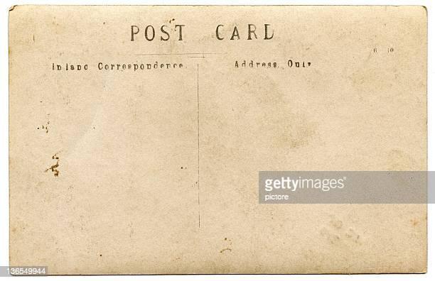 high resolution vintage postcard - 1900 1909 stock illustrations